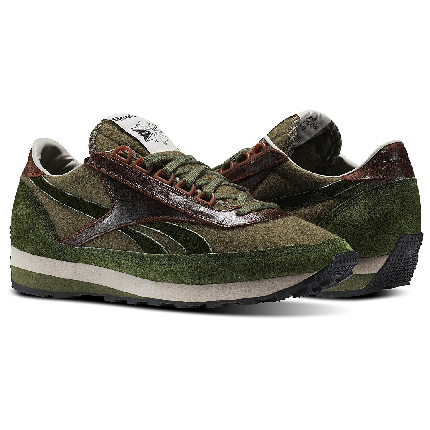 [リーボック REEBOK] AZTEC CLEAN BRITISH BS6314 29min5 [並行輸入品] B07DCKX8W1 23.5 cm