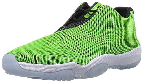 cheaper 1c885 ca362 ... real nike air jordan future low zapatillas de deporte exterior hombre  verde pulse blanco black a0ac1