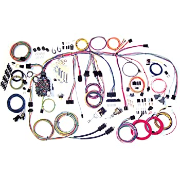 amazon com american autowire 510089 wiring harness for chevy truck rh amazon com
