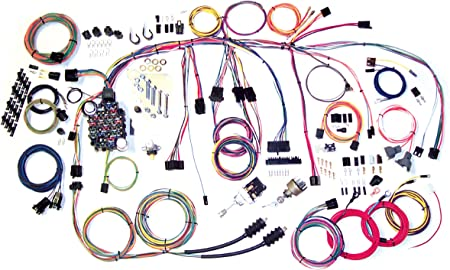 [DIAGRAM_3ER]  Amazon.com: American Autowire 500560 Truck Wiring Harness for 60-66 Chevy:  Automotive | 1966 Gmc Wiring Harness |  | Amazon.com