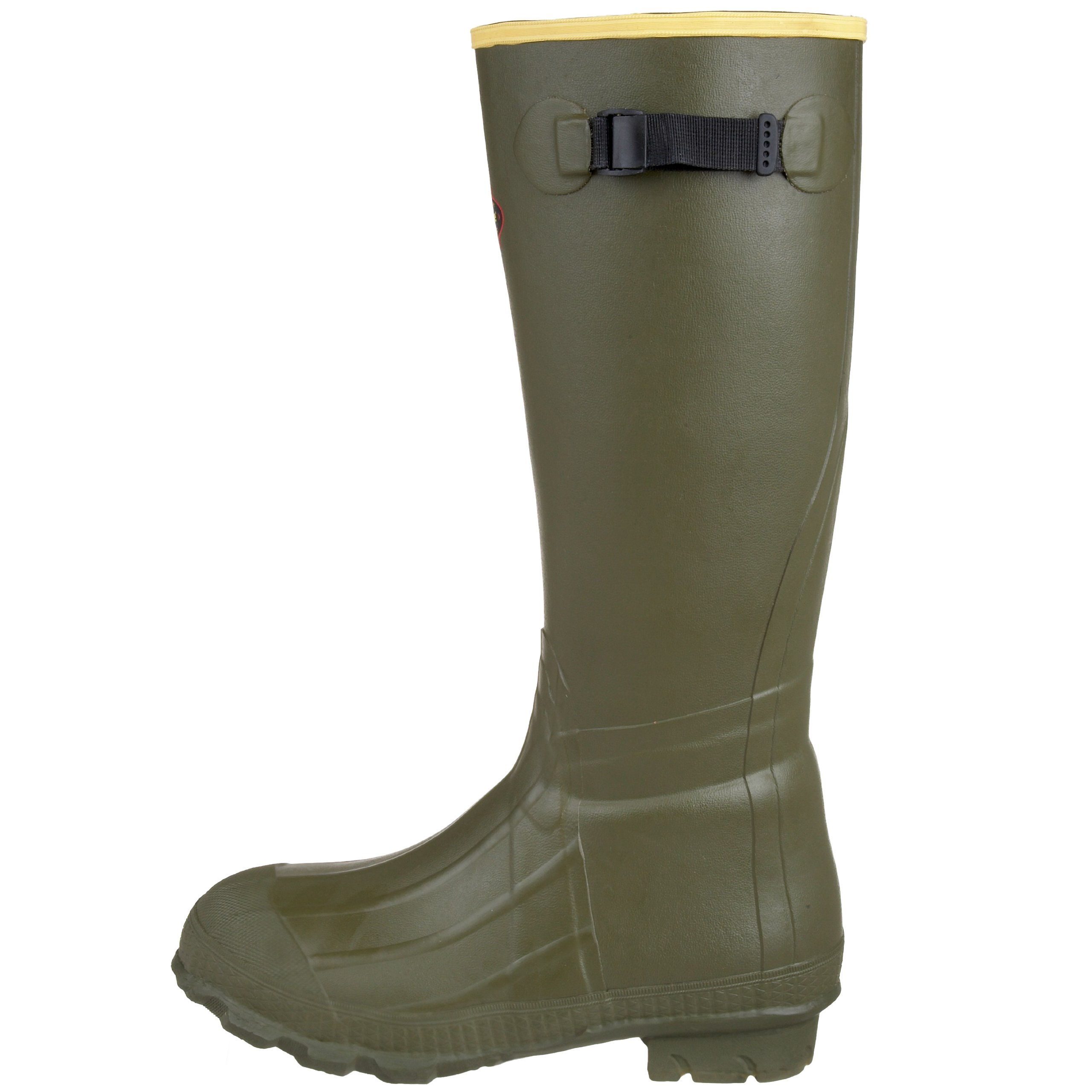 LaCrosse Men's 18'' Burly Classic Hunting Boot,OD Green,5 M US by Lacrosse (Image #5)