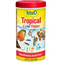 Tetra TetraColor Tropical Fish Food Flakes 200 g