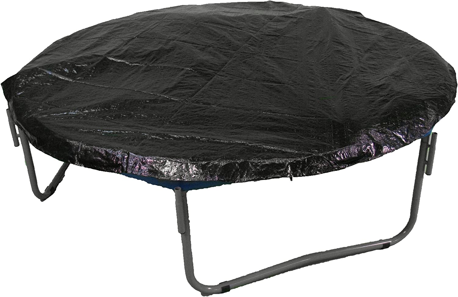 Upper Bounce UBWC-7.5 Trampoline Protection Weather and Rain Cover Fits for Round Trampoline Frames