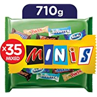 MARS Best Of Minis Chocolate Bag, 710g