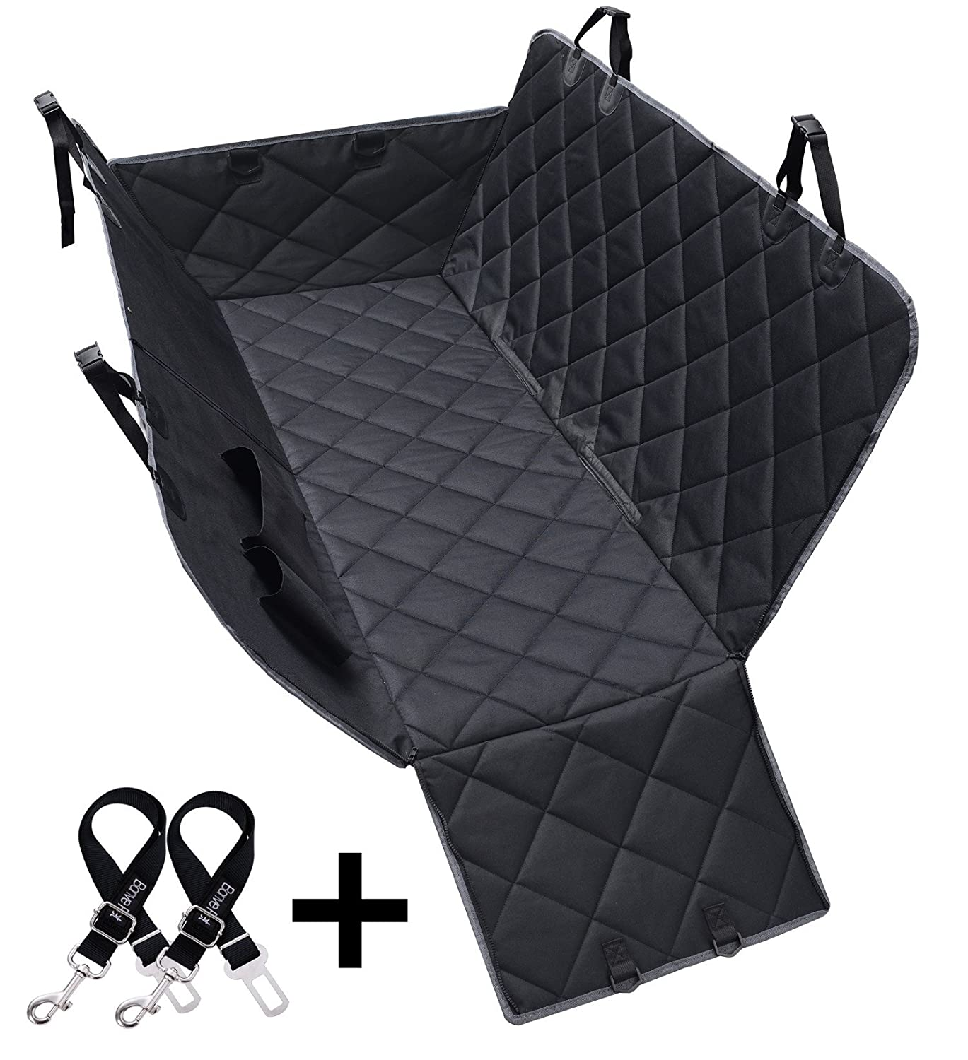 The Best Pet Car Seat Covers In 2020: Reviews & Buying Guide 7