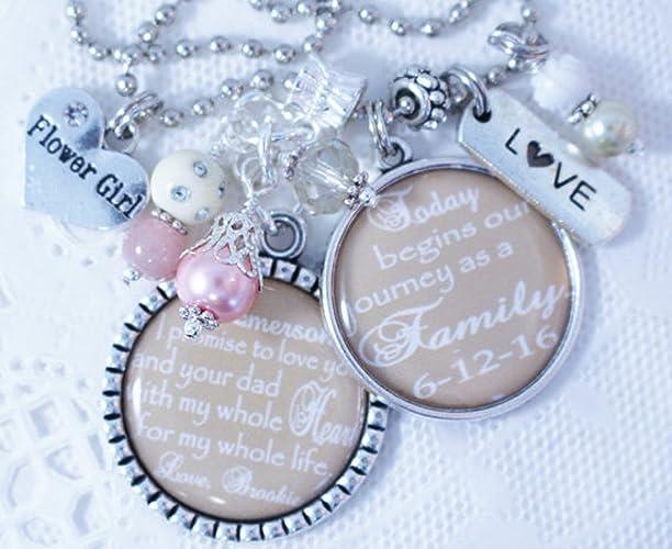 Amazoncom Step Daughter Gift Wedding Gift Stepdaughter Wedding