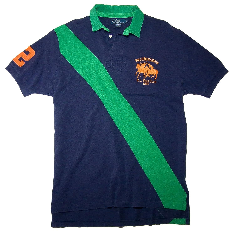 RALPH LAUREN Polo Classic Fit Sash Polo Shirt