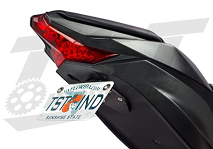 Kawasaki 2016 2017 2018 Ninja ZX-10R Elite-1 Adjustable Fender Eliminator and Undertail Closeout
