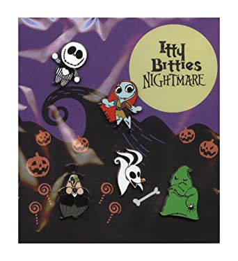 Amazon.com: Disney Nightmare Before Christmas - Itty Bitties ...