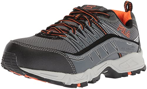 f0acf3696f55 Fila Men s Memory At Peake Composite Toe Work Shoe
