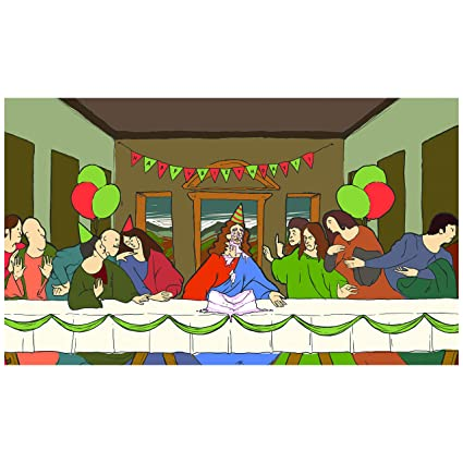 Amazon CLEARANCE SALE FunnyJesus Birthday Christmas Cards