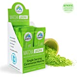 Matcha pUre Ceremonial Single Packets, Gluten-Free, Non-GMO, Vegan, Keto-Friendly, Pure Japanese Matcha Green Tea Powder Travel Packets (Pack of 24) - My Matcha Life