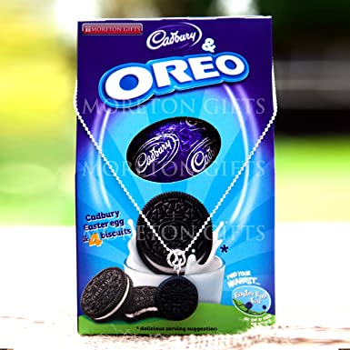 Cadbury oreo easter egg with limited edition oreo necklace the cadbury oreo easter egg with limited edition oreo necklace the best gift this easter negle Images