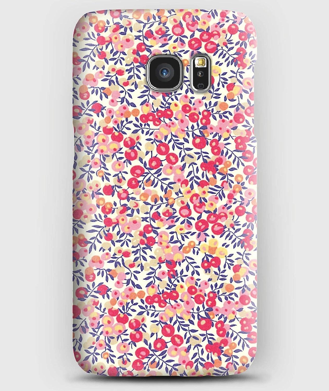Coque Samsung S3, S4, S5, S6, S7, S8, A3, A5, A7, J3, Note, Grand prime Liberty Wiltshire Pois de senteur