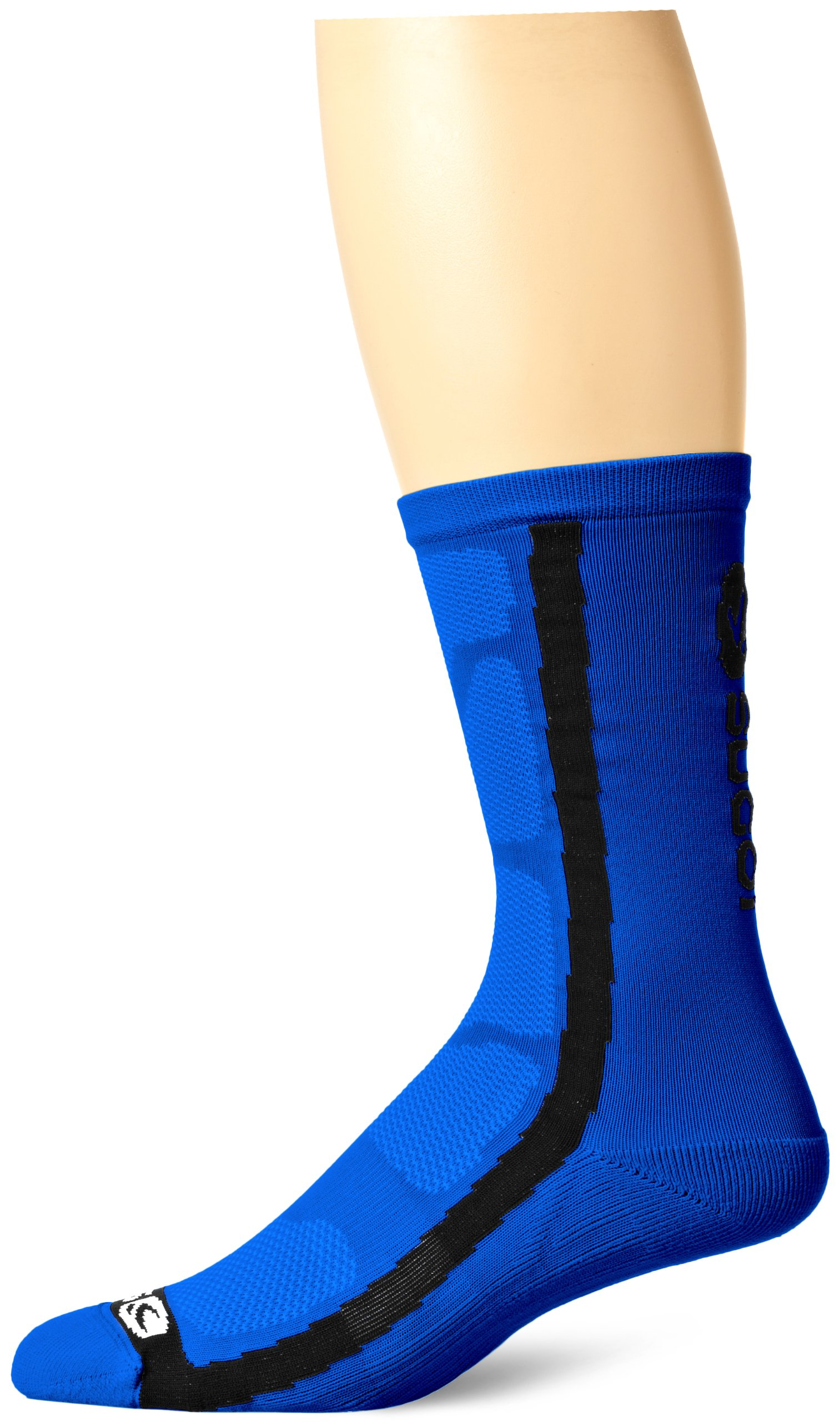 Sugoi RS Crew Socks, True Blue, Large by SUGOi