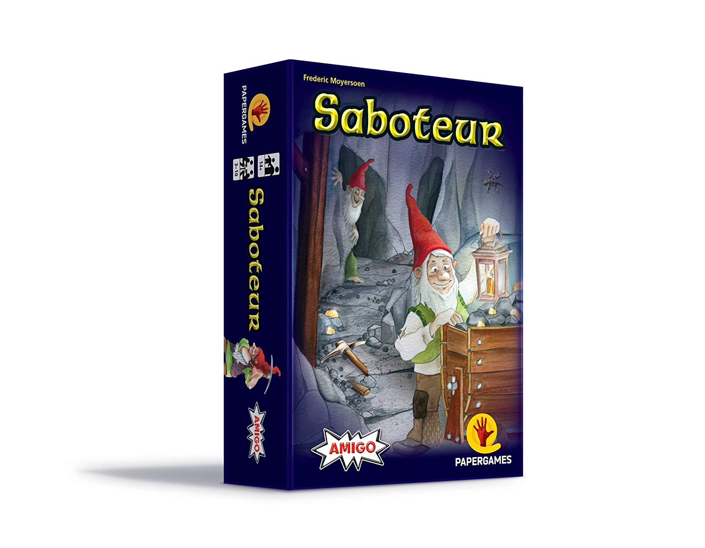 Amazon 1 X Saboteur German Version Toys Games