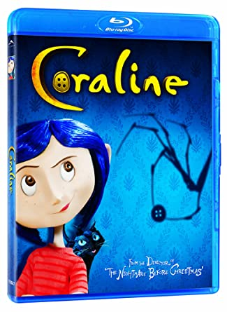 Amazon Com Coraline Dakota Fanning Teri Hatcher Jennifer Saunders Dawn French Keith David Henry Selick Movies Tv