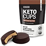 EVOLVED Chocolate Hazelnut Butter Keto Cups, 4.93-oz. Pouch (Count of 1), 7 Cups