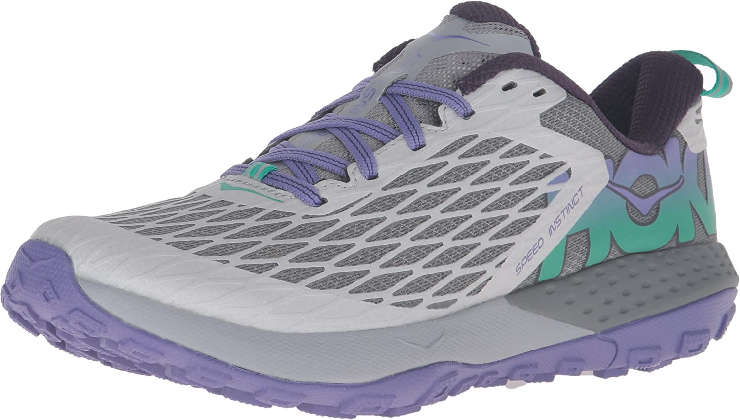 HOKA ONE ONE Women s Speed Instinct Trail Running Sneaker Shoe