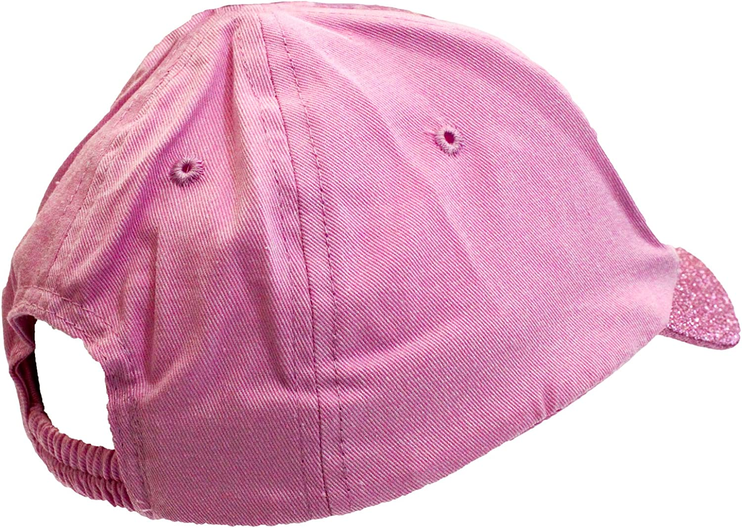 Official Licensed Disney Princess Baseball Cap Hat Dare to Dream Pink Age 1-3 Years