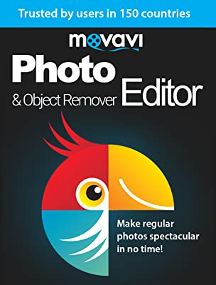 Movavi Photo Editor & Object Remover 3 Personal [Download]