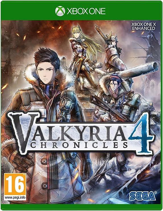 Valkyria Chronicles 4 - Xbox One [Importación inglesa]: Amazon.es ...