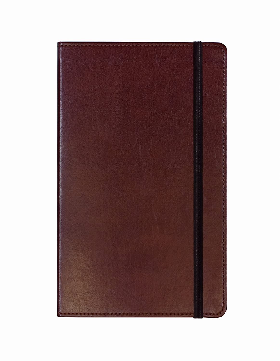 Markings by C.R. Gibson Ruled Paper Black Bonded Leather Journal (MJ5-4791) C.R. Gibson-OS