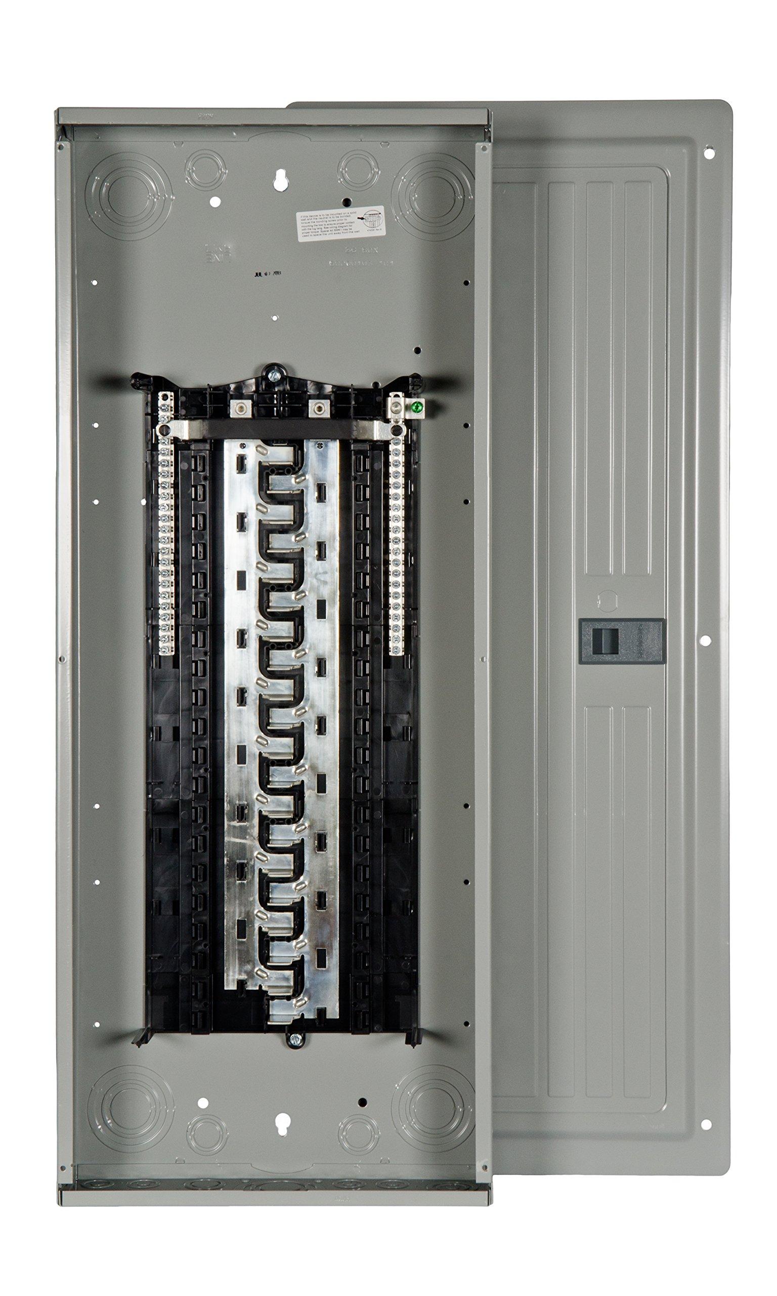 Siemens 125 Amp, 40 space, 40 circuit, Indoor Load Center