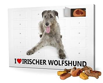 Weihnachtskalender Hund.Printplanet Hunde Adventskalender Mit Leckerlis Motiv I Love