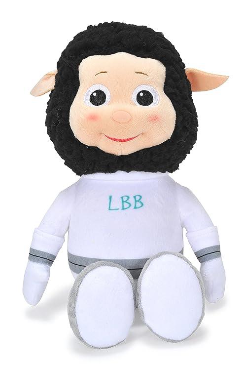 Amazon Com Little Baby Bum Musical Baa Baa Black Sheep Plush Toys