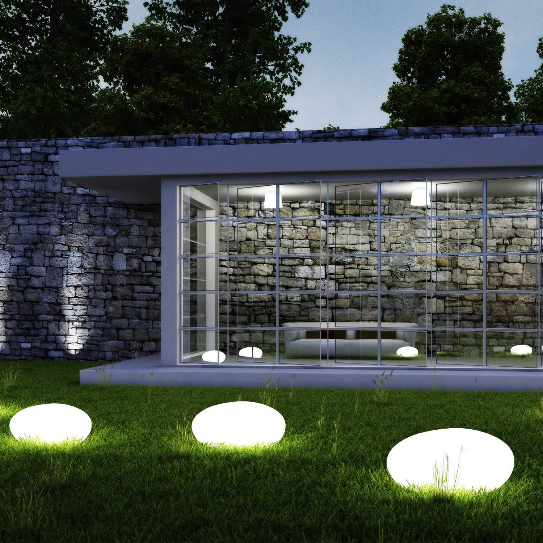 Homever Solarlampen für außen, LED Solarleuchten von 40cm mit 8 ...