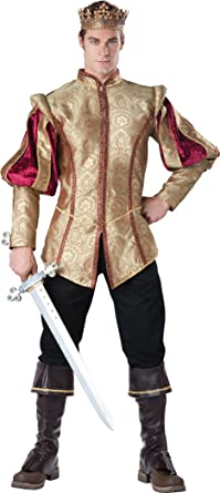 InCharacter Costumes Menu0027s Renaissance Prince Costume Gold/Red Medium  sc 1 st  Amazon.com & Amazon.com: InCharacter Costumes Menu0027s Renaissance Prince Costume ...