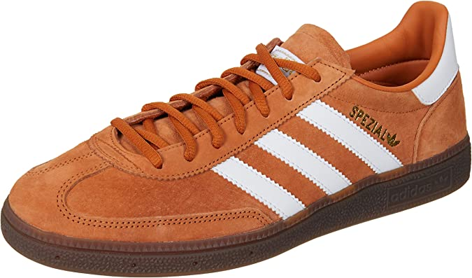 adidas Handball Spezial, Baskets Homme, Marron (Tech Copper