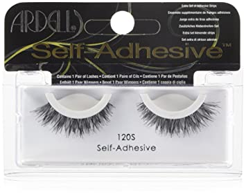 d73683b519b ARDELL Self Adhesive Lash 120S: Amazon.ca: Beauty