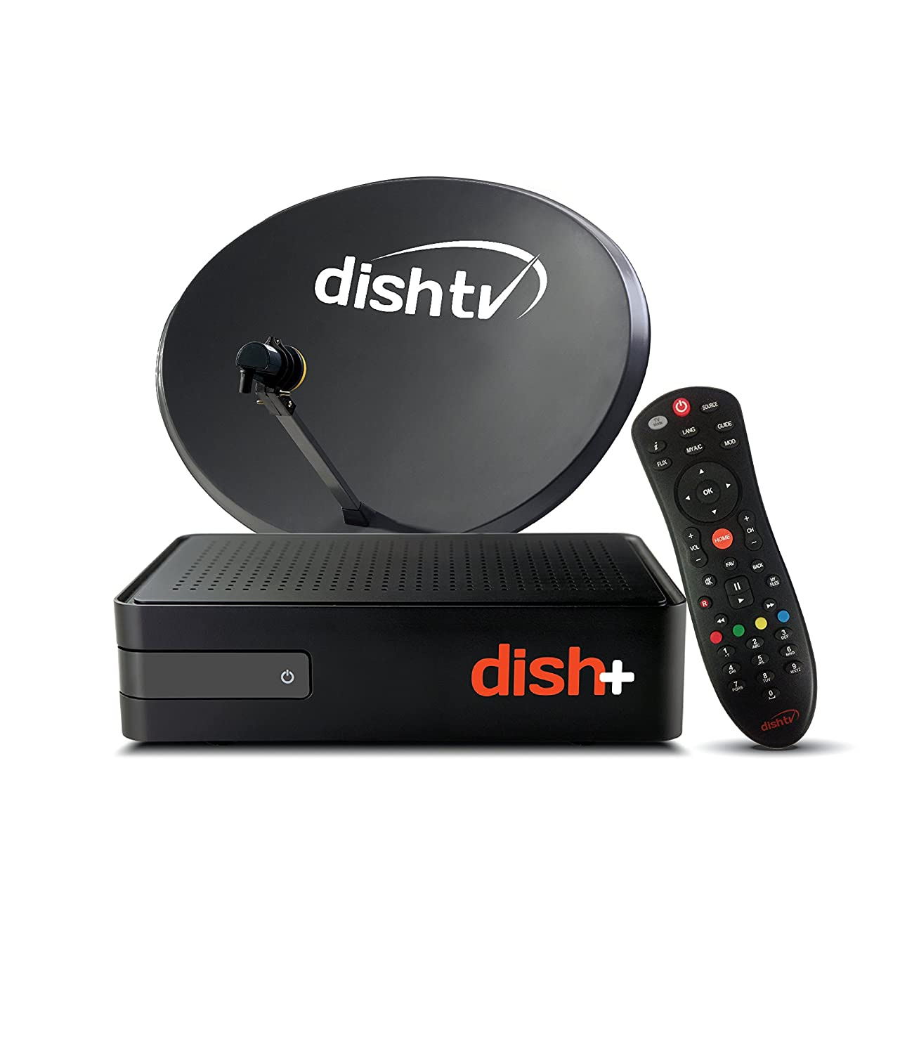 DishTV SD Connection 2 Months All India Pack with Amazon