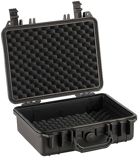 Xcase – Maletín Cámara: impermeable, staubdichter maletín 330 x 280 x 120 mm (