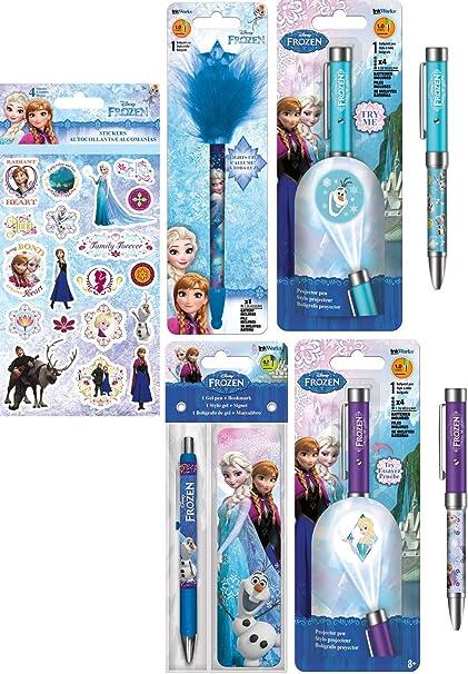 Disneys Frozen - Set de regalo de escritura – incluye ...