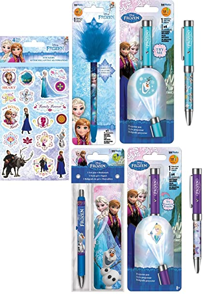 Disneys Frozen - Set de regalo de escritura - incluye ...