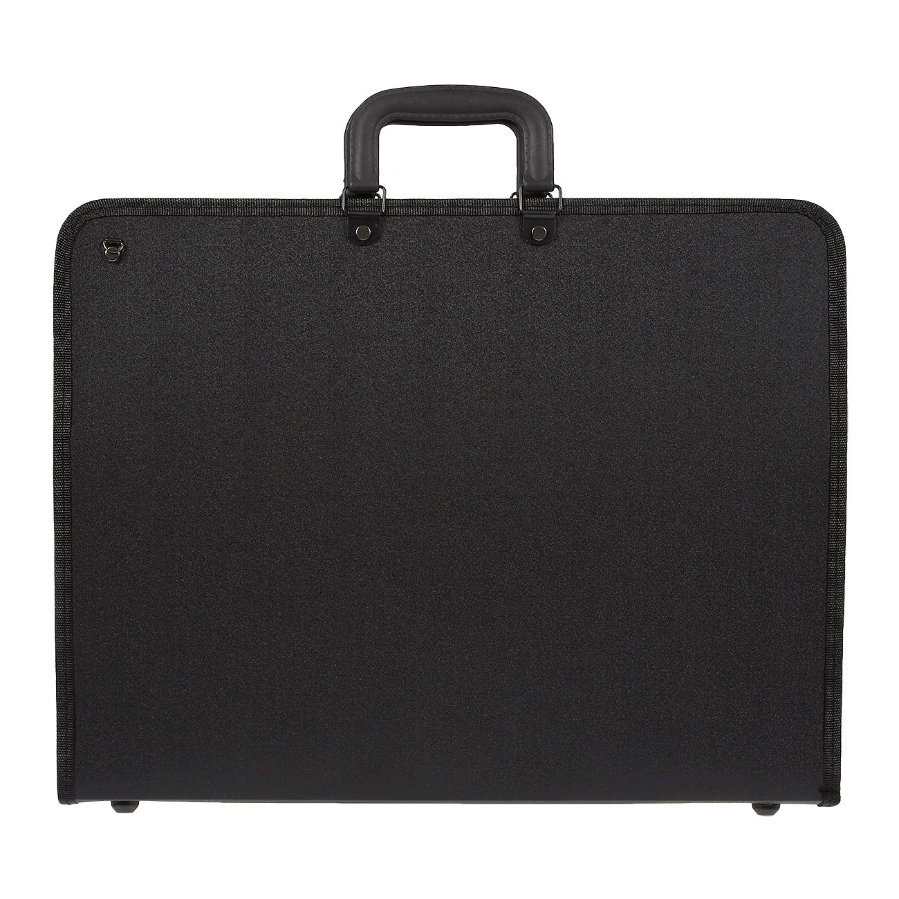 Artist Portfolios Case Artist Carrying Case with Shoulder Strap 34.5 x 23 x 1.5 inches Art Portfolio Case Black