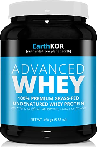 100 Grass Fed Whey Protein