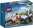 LEGO - 60135 - City - Jeu de construction  - L'arrestation en tout-terrain