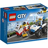 LEGO - 60135 - City - Jeu de construction  - L'arrestation en tout-terrain