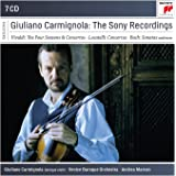 Giuliano Carmignola-The Sony Recordings