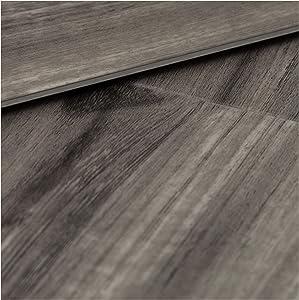 "SELKIRK Vinyl Plank Flooring-Waterproof Click Lock Wood Grain-5.5mm SPC Rigid Core (48-1/32"" X 7-7/32"") Larkyn SK559 (28.84sqft)/Box"