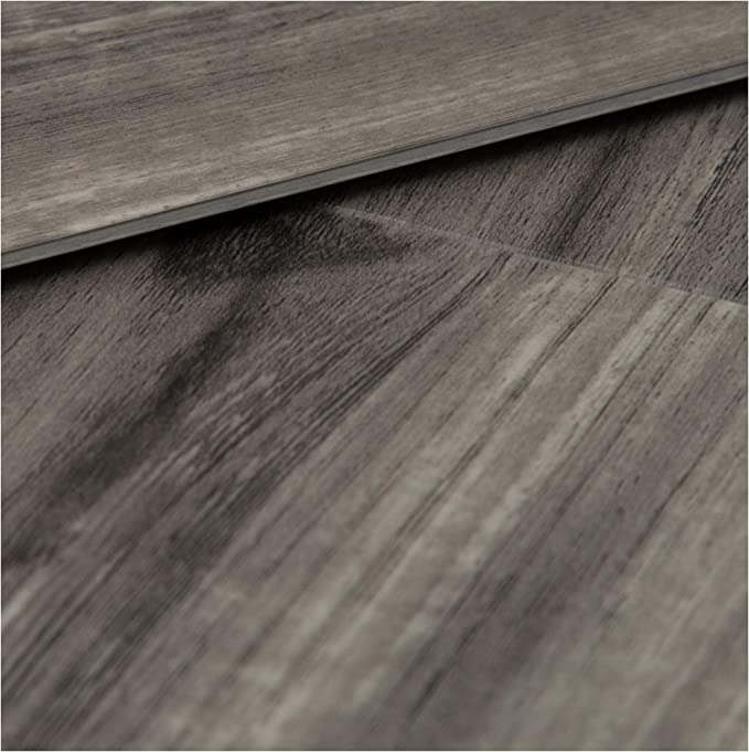 "SELKIRK Vinyl Plank Flooring-Waterproof Click Lock Wood Grain-5.5mm SPC Rigid Core (48-1/32"" X 7-7/32"") Larkyn SK559 (28.84sqft)/Box"