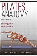 Pilates Anatomy Kindle Edition