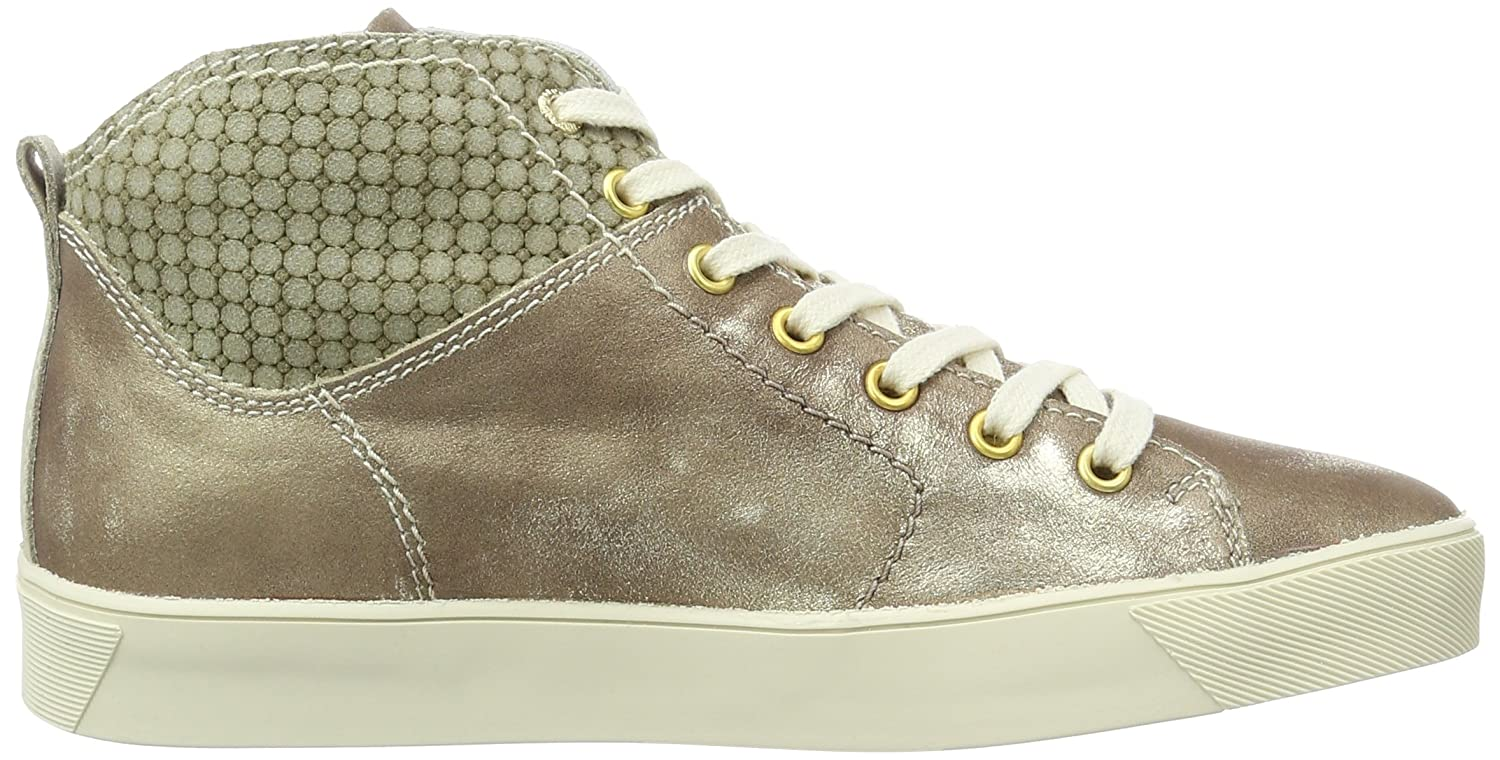NAPAPIJRI FOOTWEAR Minna Damen Minna FOOTWEAR High-Top Beige (Bronze) 59c4f4