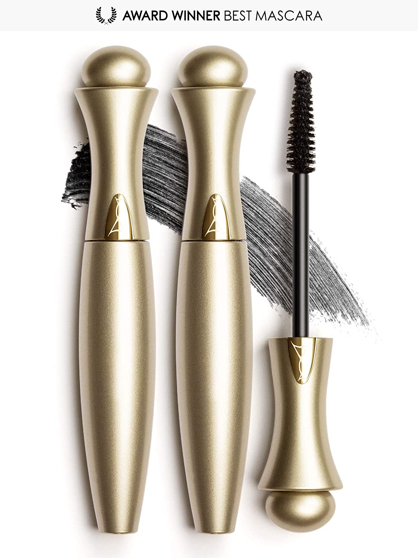 """Mirenesse"" DUO Secret Weapon 24hr Mascara Super Long Black - Winner Best Cult Mascara 10g / 0.35oz"