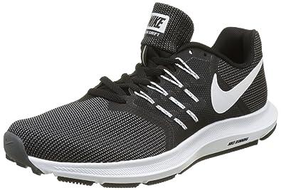 Nike Damen Run Swift Traillaufschuhe, Schwarz (Black/White/Dark Grey 001), 40.5 EU