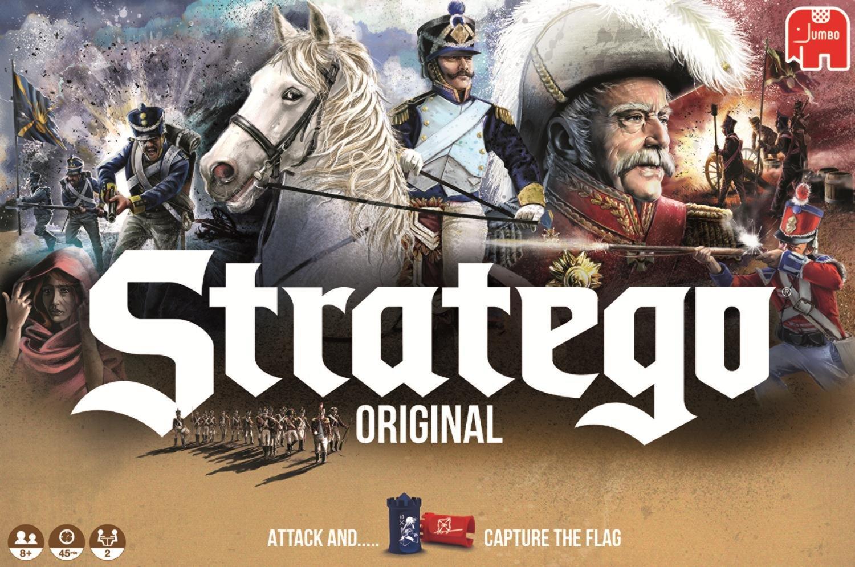 Comprar Stratego Original Niños y Adultos Estrategia - Juego de Tablero (Estrategia, Niños y Adultos, 45 min, Niño, 8 año(s), Original)